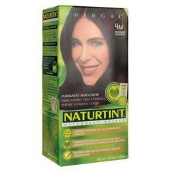 NaturtintPermanent Hair Color - 4M Mahogany Chestnut