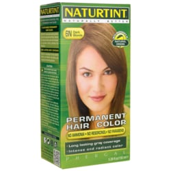 NaturtintPermanent Hair Color - 6N Dark Blonde