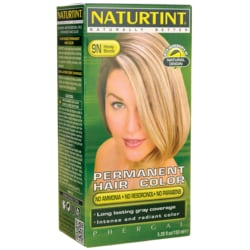 NaturtintPermanent Hair Color - 9N Honey Blonde