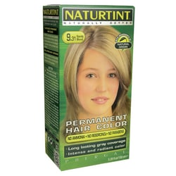 NaturtintPermanent Hair Color - 9.31 Sandy Blonde