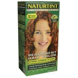 NaturtintPermanent Hair Color - 8C Copper Blonde