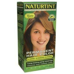 NaturtintPermanent Hair Color - 7G Golden Blonde
