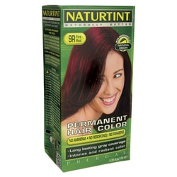 NaturtintPermanent Hair Color - 9R Fire Red