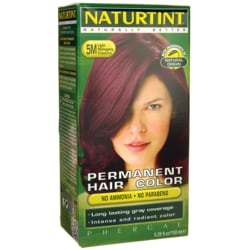 NaturtintPermanent Hair Color - 5M Light Mahogany Chestnut