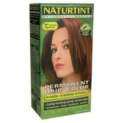 NaturtintPermanent Hair Color - 7C Terracotta Blonde