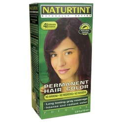 NaturtintPermanent Hair Color - 4I Iredescent Chestnut