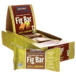 Nature's BakeryStone Ground Whole Wheat Fig Bar - Apple Cinnamon