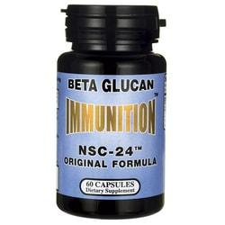 Nutritional Supply CorpImmunition NSC-24 Beta Glucan Original Formula