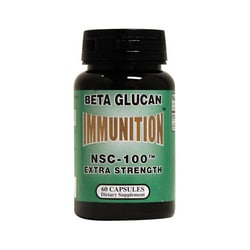 Nutritional Supply CorpImmunition NSC 100 Beta Glucan Extra Strength