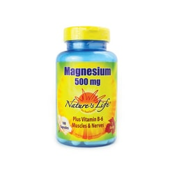 Nature's Life Magnesium