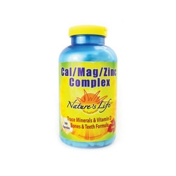 Nature's LifeCal Mag Zinc Complex