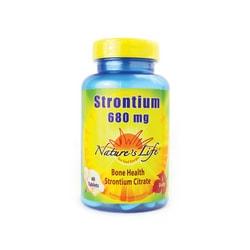 Nature's Life Strontium