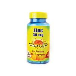 Nature's LifeZinc