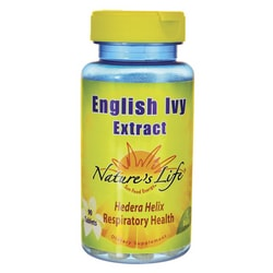 Nature's Life English Ivy Extract