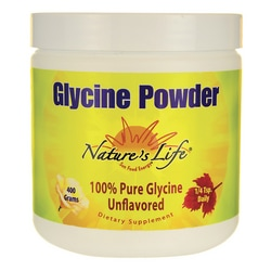 Nature's Life Glycine Powder