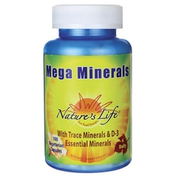 Nature's LifeMega Minerals