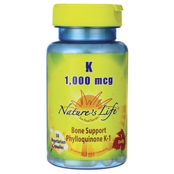 Nature's LifeVitamin K