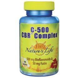 Nature's LifeC-500 CBR Complex