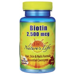 Nature's LifeBiotin