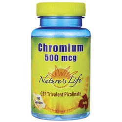 Nature's LifeChromium