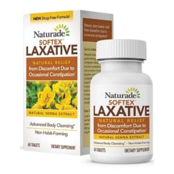Naturade Softex Stool Softener Laxative