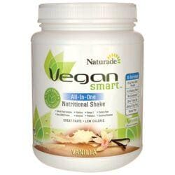 NaturadeVegan Smart All-In-One Nutritional Shake - Vanilla