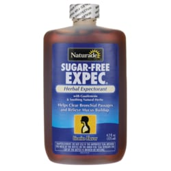 NaturadeSugar-Free Expec - Licorice Flavor