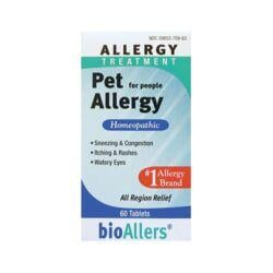 BioAllersPet Allergy Treatment For People