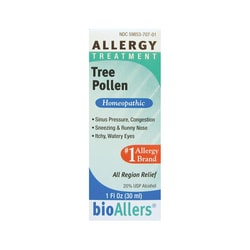 BioAllersTree Pollen Allergy Treatment