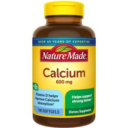 Nature MadeCalcium with Vitamin D3