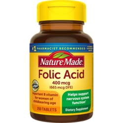 Nature MadeFolic Acid