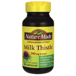 Nature MadeMilk Thistle Extract