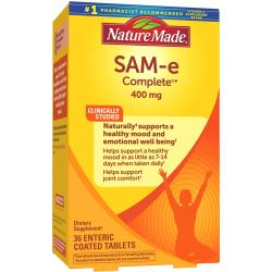Nature MadeSAM-e Complete