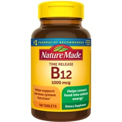 Nature MadeVitamin B-12 Timed Release