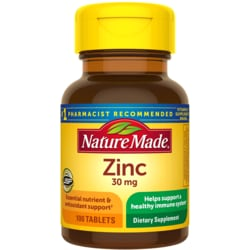 Nature MadeZinc
