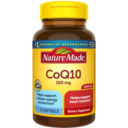 Nature MadeCoQ10 - Naturally Orange