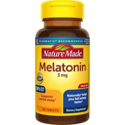 Nature MadeMelatonin