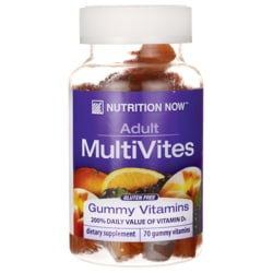 Nutrition NowAdult MultiVites Gummy Vitamins