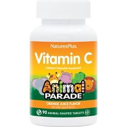 Nature's Plus Animal Parade Vitamin C Orange Juice
