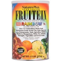 Nature's Plus Fruitein Rainbow Shake