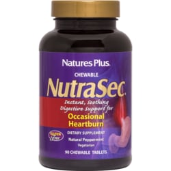 Nature's Plus Nutrasec Chewable