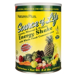 Nature's Plus Source Of Life Energy Shake Granola
