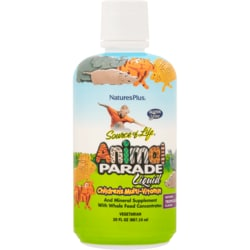 Nature's Plus Source of Life Animal Parade Liquid Multi Tropical Berry