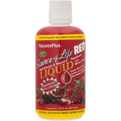 Nature's PlusSource Of Life Red Mixed Berry