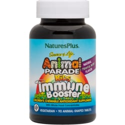 Nature's Plus Animal Parade Kids Immune Boost Tropical