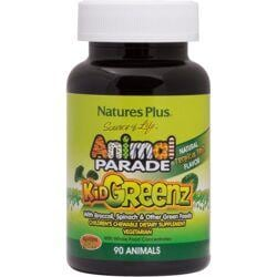 Nature's PlusAnimal Parade KidGreenZ - Tropical Fruit