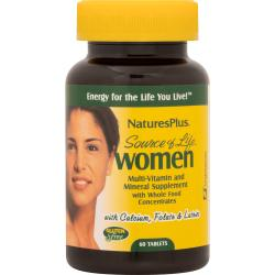 Nature's PlusSource Of Life Women Multi-Vitamin and Mineral