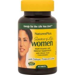 Nature's Plus Source of Life: complejo vitamínico para mujeres