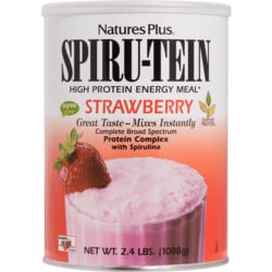 Nature's Plus Spiru-Tein Energy Meal - Strawberry