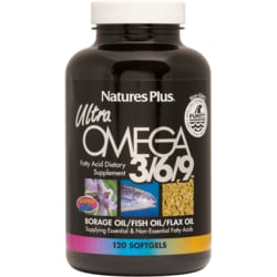 Nature's PlusUltra Omega 3/6/9